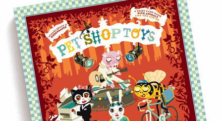 Pet Shop Toys Memoryspiel